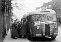 Schoterplein bus jaar  1956