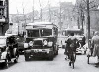 Bus Schoten brockway overgen hbbm nzh 1947