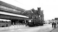 Lijn 1 1 Haarlem stationsplein1948