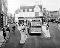 Kleine houtstr Haarlem 1966