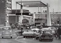 Buitenrustbrug Haarlem Schalkwijk 1971