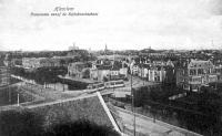 Haarlem panorama Rijkskweekschool 1935