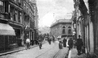 Haarlem grote houtstraat 1928