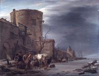 Stadswal van Haarlem 1647