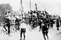 Haarlem overv eerste rit 1914 laaste rit 1934