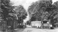hillegom remise stoomtram 1900