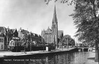 Haarlem Kampervest met Spaarnekerk 1957