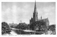 Onze lieve vrouwen kerk (Spaarnekerk) 1935