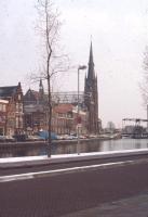 Sloop Spaarnekerk 1983