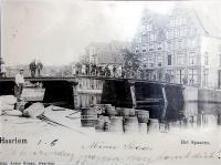 Gravestenenbrug jaren 30 Haarlem