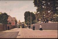 Haarlem E.S.M Tram halte Tempelierstraat
