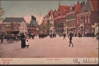 Haarlem Grotemarkt
