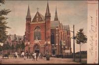 Haarlem Kleverpark, Kerk
