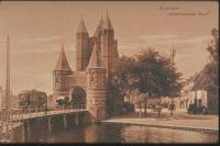 Haarlem koets en tram Amsterdamsepoort