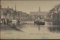 Haarlem Spaarne Grotekerk