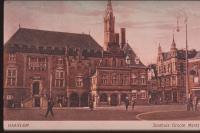 Haarlem Stadhuis Grotemarkt