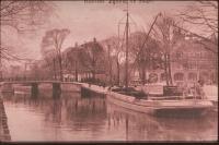 Haarlem Zijlbrug en Singel