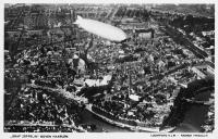 Zeppelin boven Haarlem