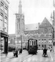 Antoniestraat  laaste dag 31-8-1957