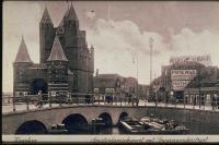 Amsterdamschepoort met Spaarnwouderstraat