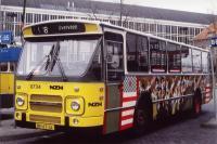 Bus reclame frans hals museum  1984