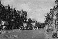 Houtplein 1950