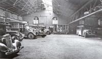 Garage leidsevaart haalem 1945