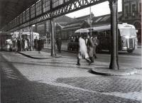Haarlem station, najaar 1948