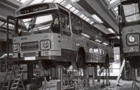 Onderhoud Daf bus 1977